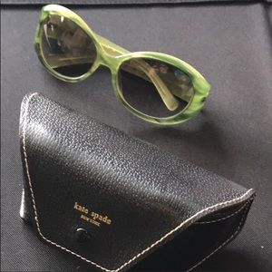 Kate Spade Sunnies Excellent Condition